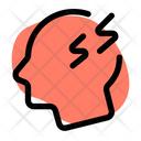 Headache Pain Sick Icon