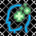 Medicine Crosses Man Icon