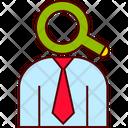 Headhunter Recruitment Icon