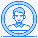 Headhunting Process Of Recruiting Executive Search Icon