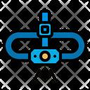 Headlamp Light Electronics Icon