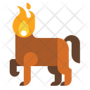 Headless Monster Mule Icon