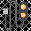 Headlights Car Accessory Car Part Icon
