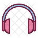 Music Audio Headphone Icon