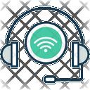 Headphone Headset Wireless Headphone Icon