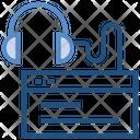Education Headphone Learning Icon