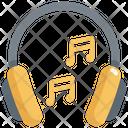 Headphone Electronic Device Icon
