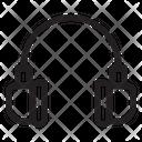 Headphone Device Hardware Icon