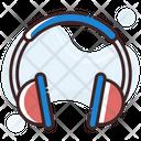 Headphone Earbuds Earphones Icon