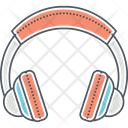 Mheadphone Headphone Headset Icon