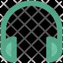 Headphone Handsfree Microphone Icon