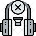 Headphone Music Sound Icon