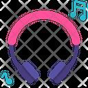 Head Phone Music Song Icon