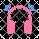 Headphone Design Ui Icon