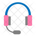 Headphone Listen Music Icon