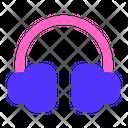 Headphone Audio Sound Icon