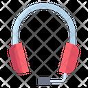 Kartboard Headphone Call Cetere Icon