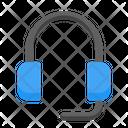 Headset Headphone Earphone Icon