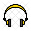 Headphone Headset Audio Icon