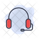 Airport Headphone Communication Icon