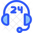 Help Support Headphone Icon