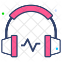 Headphone Earphone Audio Icon