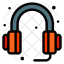 Headphone Essential Object Icon