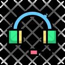 Headphone Headphones Headset Icon