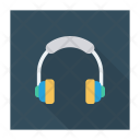 Headphone Listen Audio Icon