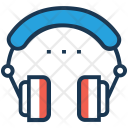 Headphone Sound Earbuds Icon