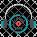Headphone Earphone Speakerphone Icon