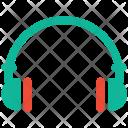 Headphone Headset Earphones Icon