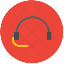 Headphone Ear Cable Icon