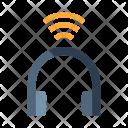 Headphone Equipment Device Icon