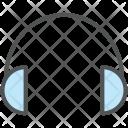 Headphone Earbuds Headset Icon
