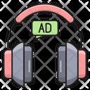 Ads Advertisement Speaker Icon