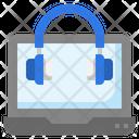 Headphone Connected Icon
