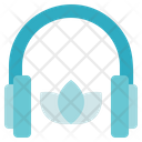 Headphone Relaxation Icon