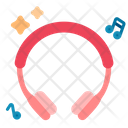 Music Song Headphone Icon