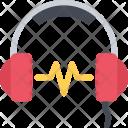 Headphones Earphone Music Icon