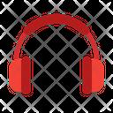 Audio Audiophile Headphone Icon
