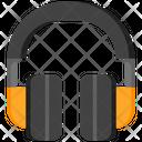 Headphones Headset Earphone Icon