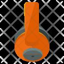 Headphones Side View Icon