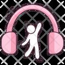 Headphones Headset Audio Device Icon