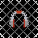Headphones Music Headset Icon
