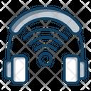 Headphones Internet Headphones Online Headset Icon