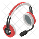 Output Device Hardware Call Center Icon