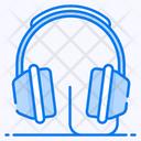 Headphones Headset Earbuds Icon