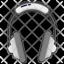 Headphones Overear Headphone Icon