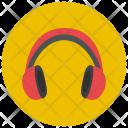 Headphones Earbuds Device Icon